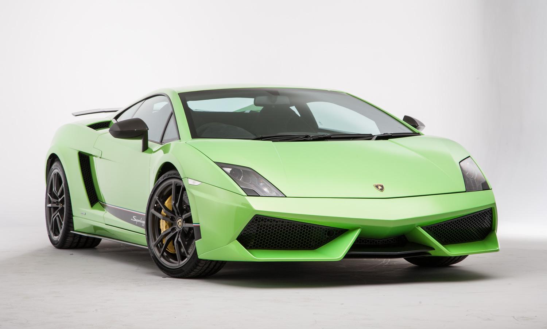 Lamborghini LP 570-4 SL