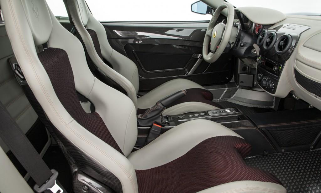 Ferrari F430 Scuderia For Sale - Interior 1