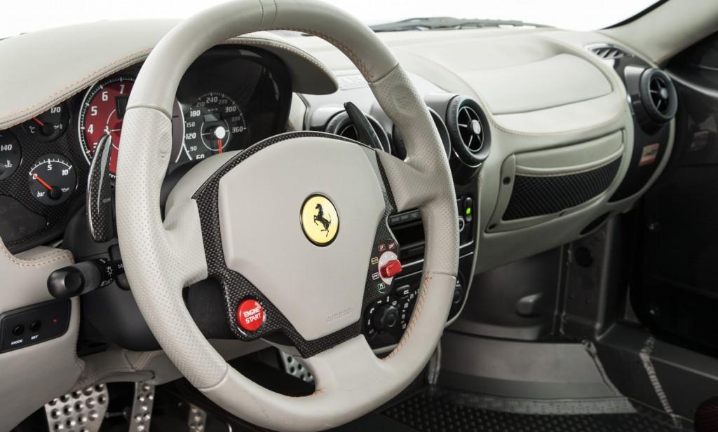 Ferrari F430 Scuderia For Sale - Interior 5