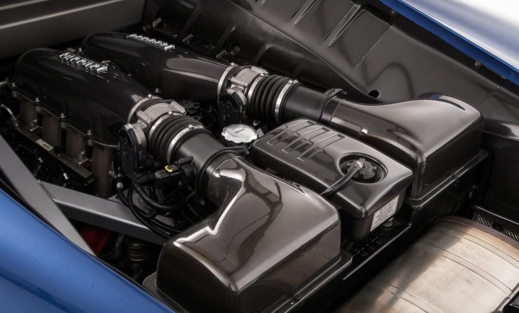 Ferrari F430 Scuderia For Sale - Engine and Transmission 6