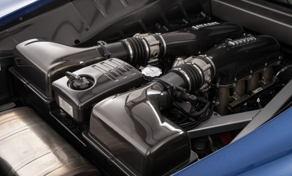 Ferrari F430 Scuderia For Sale - Engine and Transmission 4