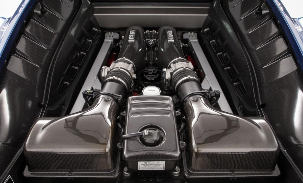 Ferrari F430 Scuderia For Sale - Engine and Transmission 2