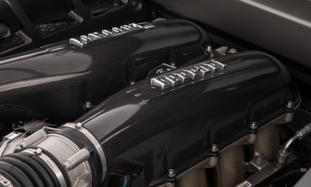 Ferrari F430 Scuderia For Sale - Engine and Transmission 5