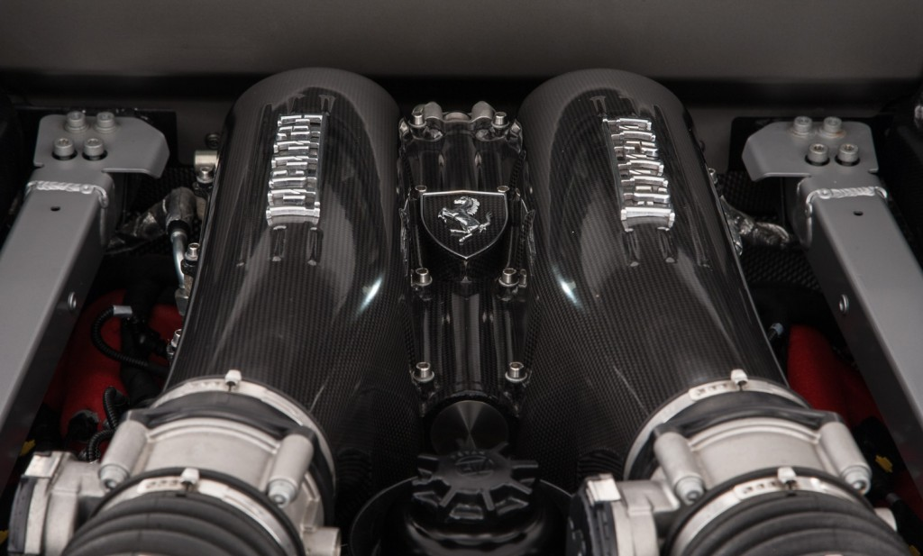 Ferrari F430 Scuderia For Sale - Engine and Transmission 3