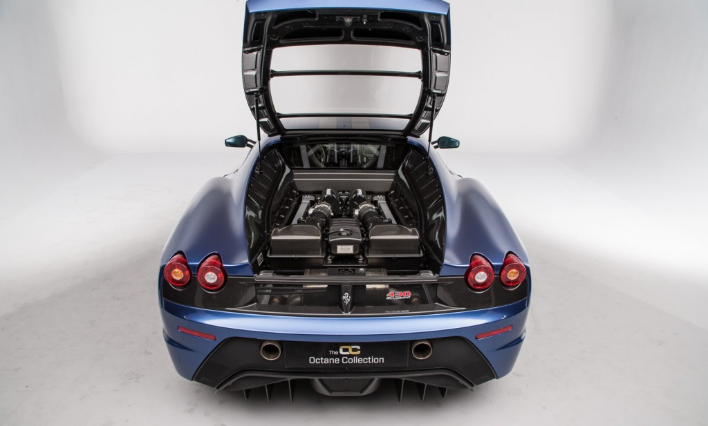 Ferrari F430 Scuderia For Sale - Engine and Transmission 1