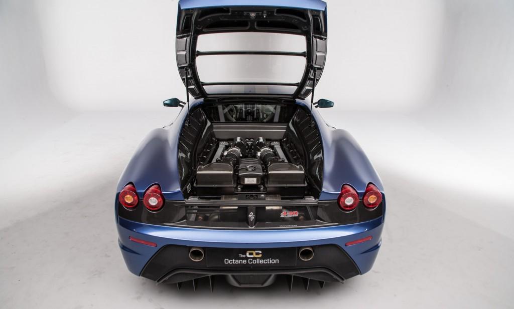 Ferrari F430 Scuderia For Sale - Engine and Transmission 1