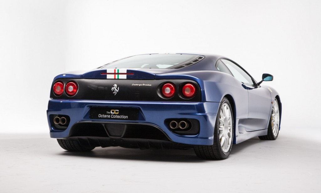 Ferrari 360 Challenge Stradale For Sale - Exterior 10