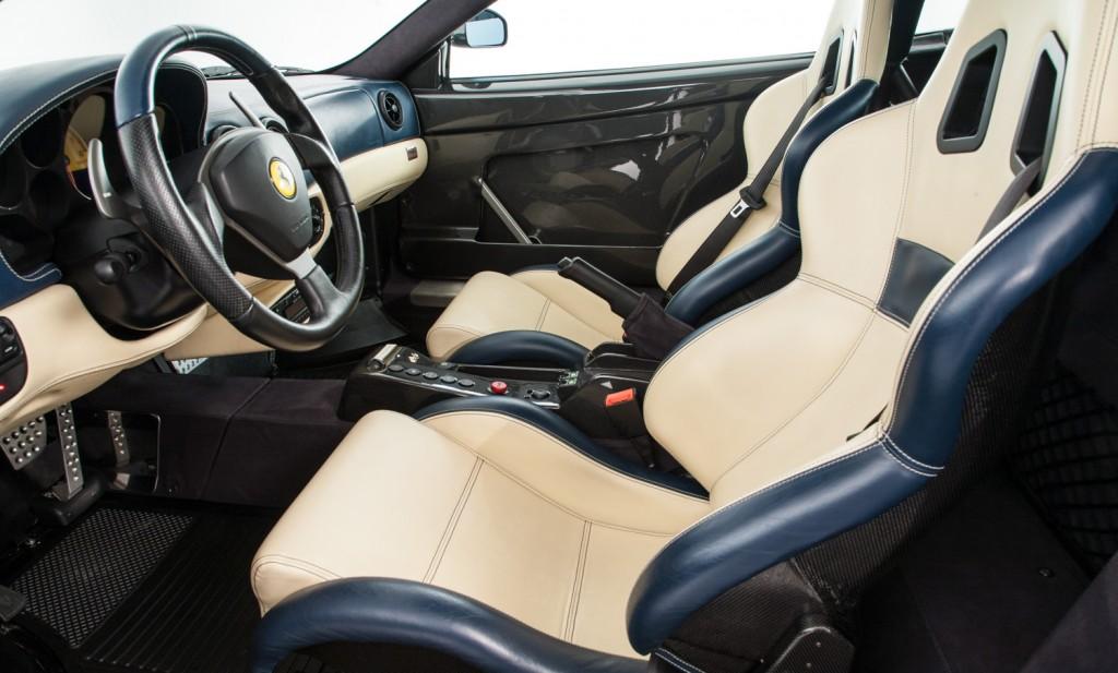 Ferrari 360 Challenge Stradale For Sale - Interior 2