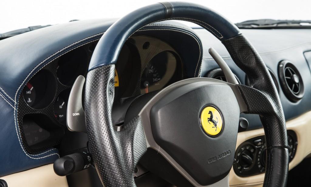 Ferrari 360 Challenge Stradale For Sale - Interior 6