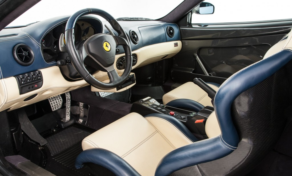 Ferrari 360 Challenge Stradale For Sale - Interior 1