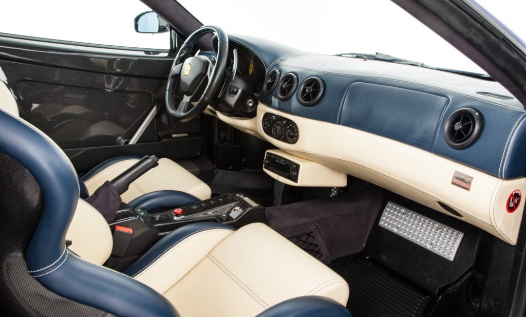 Ferrari 360 Challenge Stradale For Sale - Interior 3