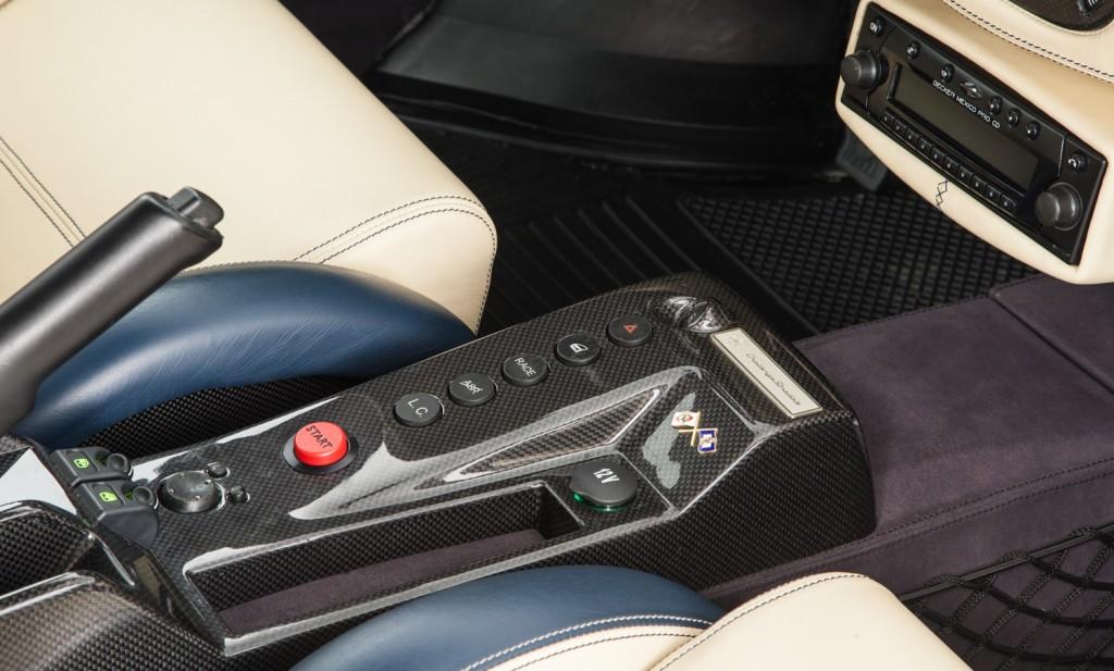 Ferrari 360 Challenge Stradale For Sale - Interior 5