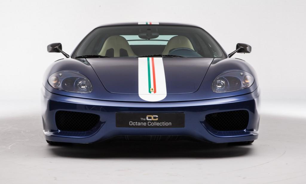 Ferrari 360 Challenge Stradale For Sale - Exterior 3