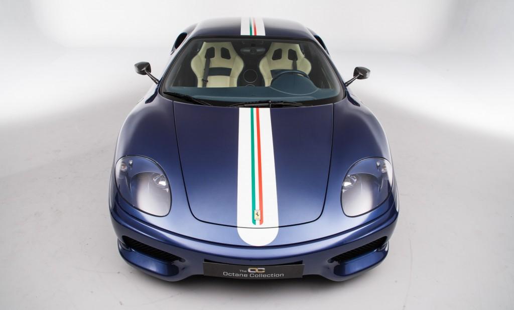 Ferrari 360 Challenge Stradale For Sale - Exterior 5