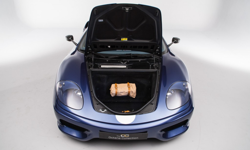 Ferrari 360 Challenge Stradale For Sale - Interior 8