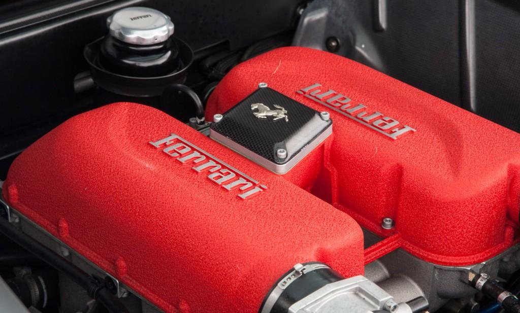 Ferrari 360 Challenge Stradale For Sale - Engine and Transmission 4