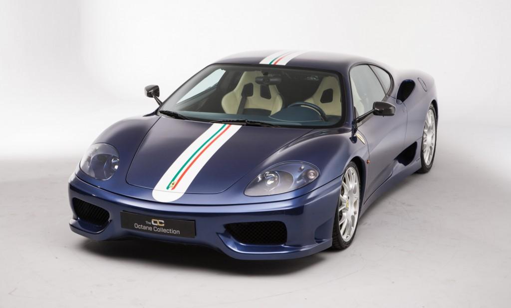 Ferrari 360 Challenge Stradale For Sale - Exterior 2