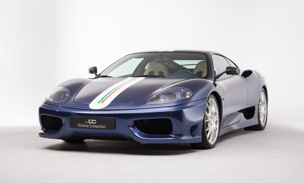Ferrari 360 Challenge Stradale For Sale - Exterior 1