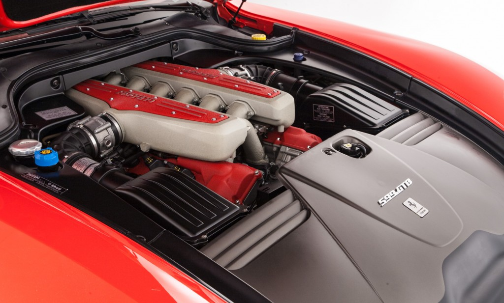 Ferrari 599 GTB For Sale - Engine and Transmission 2