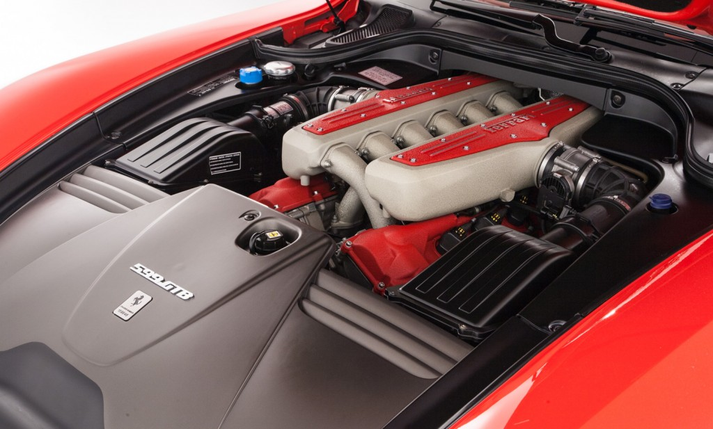Ferrari 599 GTB For Sale - Engine and Transmission 4