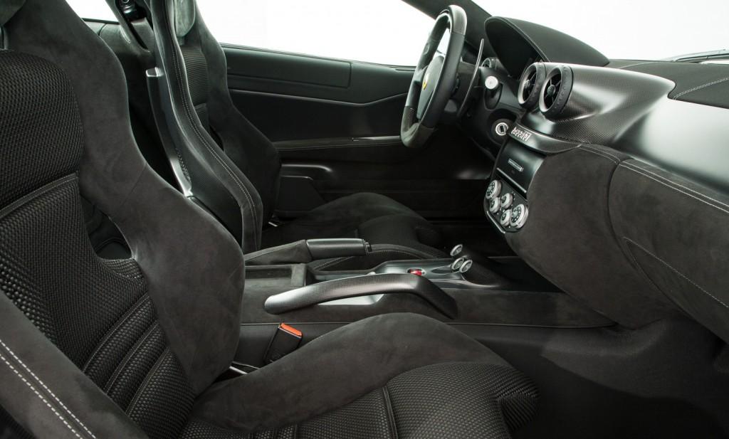 Ferrari 599 GTO For Sale - Interior 2