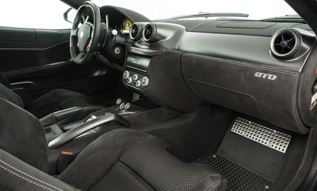 Ferrari 599 GTO For Sale - Interior 3