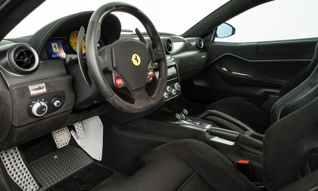 Ferrari 599 GTO For Sale - Interior 1
