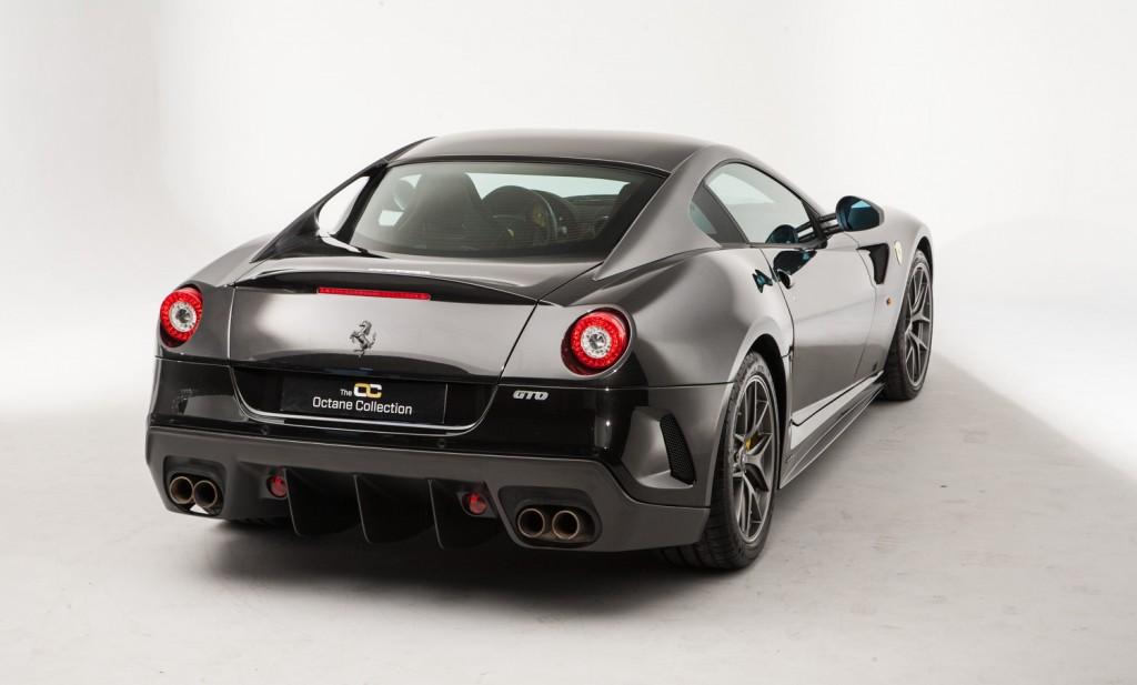 Ferrari 599 GTO For Sale - Exterior 9