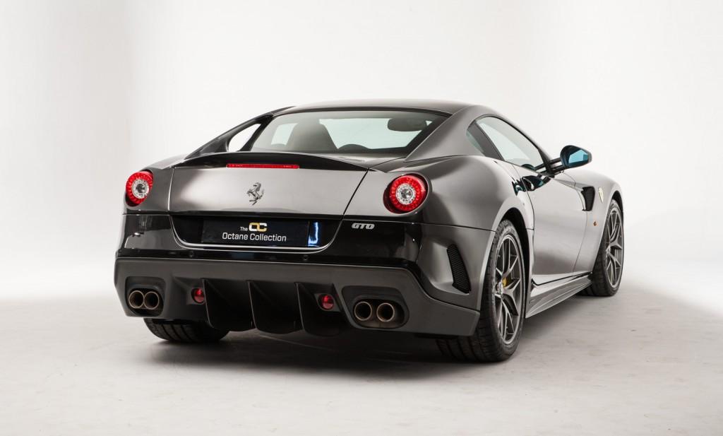 Ferrari 599 GTO For Sale - Exterior 10