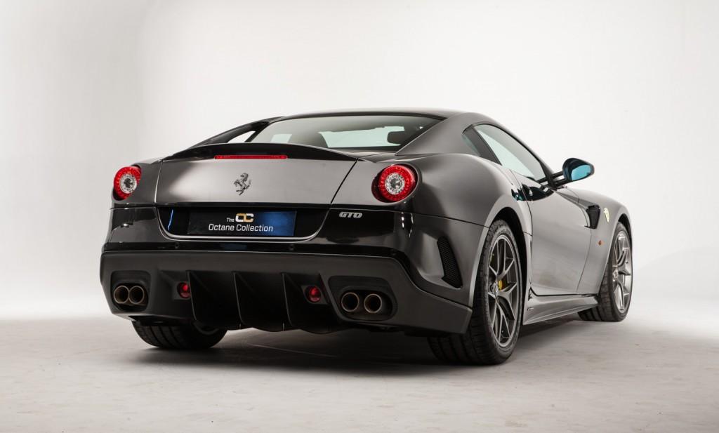 Ferrari 599 GTO For Sale - Exterior 8