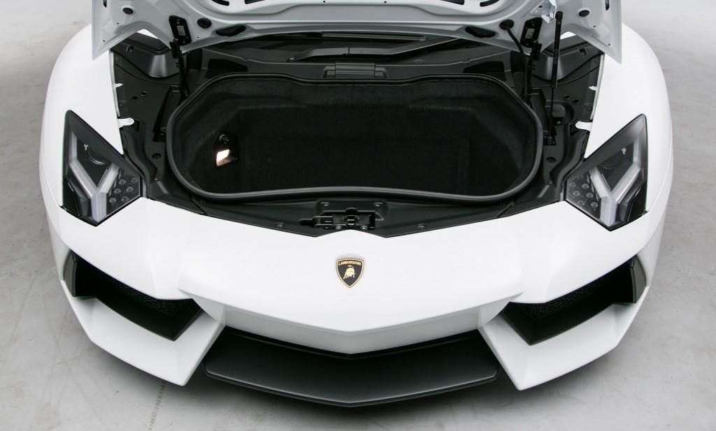 Lamborghini Aventador LP 700-4 For Sale - Interior 6