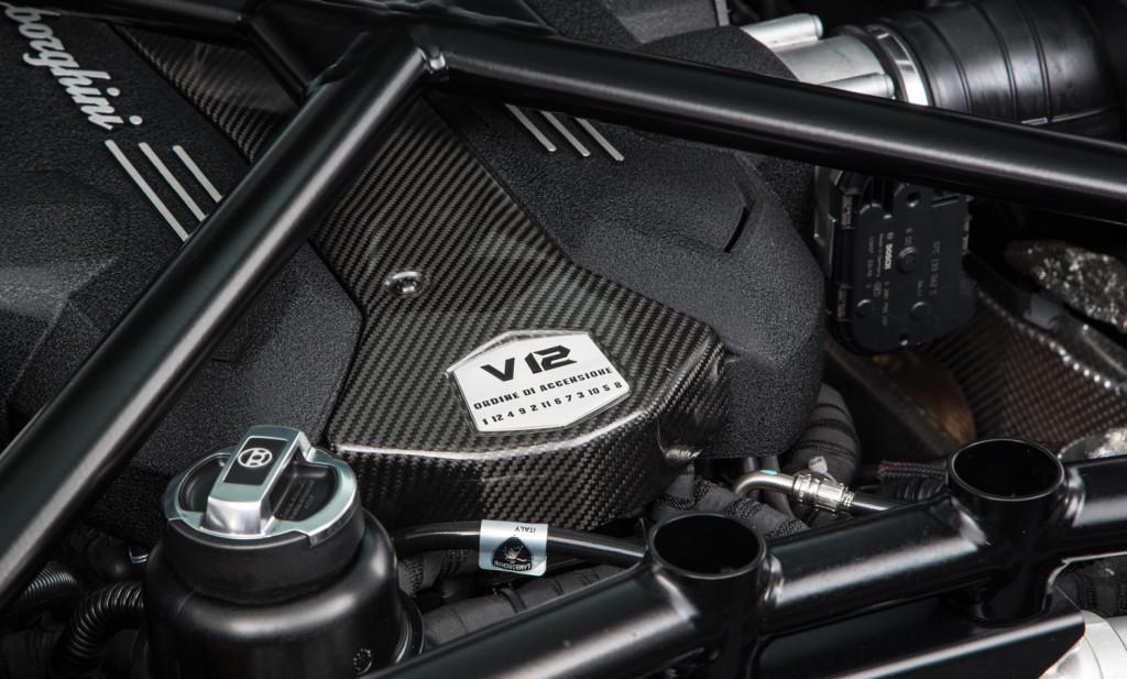 Lamborghini Aventador LP 700-4 For Sale - Engine and Transmission 5