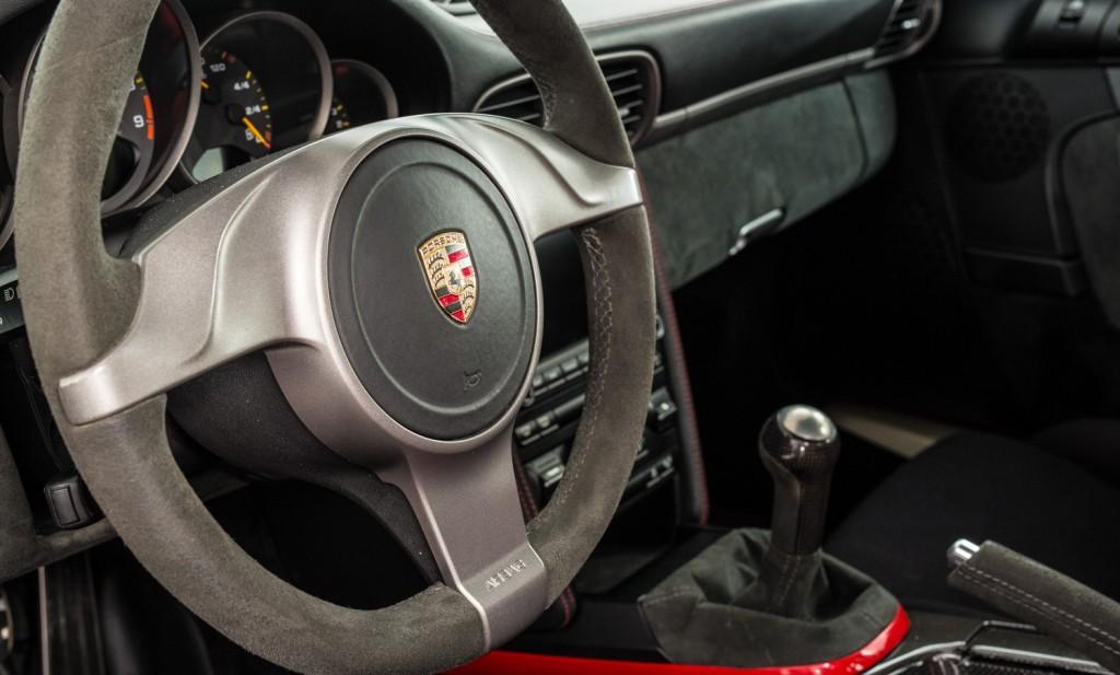 Porsche 911 GT3 Clubsport For Sale - Interior 5