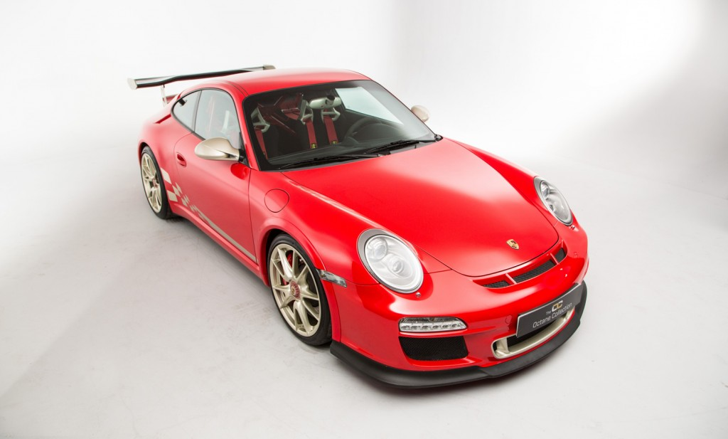 Porsche 911 GT3 Clubsport For Sale - Exterior 1