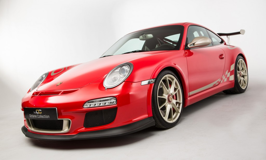 Porsche 911 GT3 Clubsport For Sale - Exterior 3
