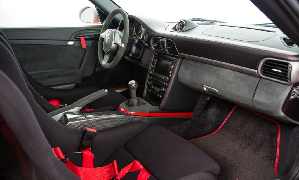 Porsche 911 GT3 Clubsport For Sale - Interior 3