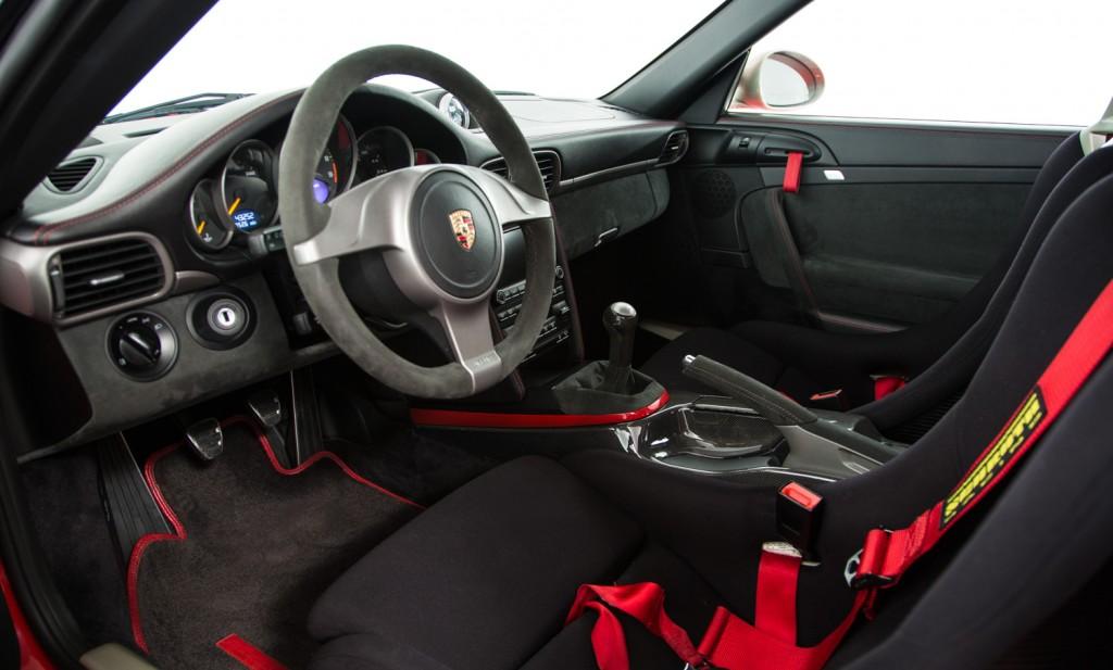 Porsche 911 GT3 Clubsport For Sale - Interior 2