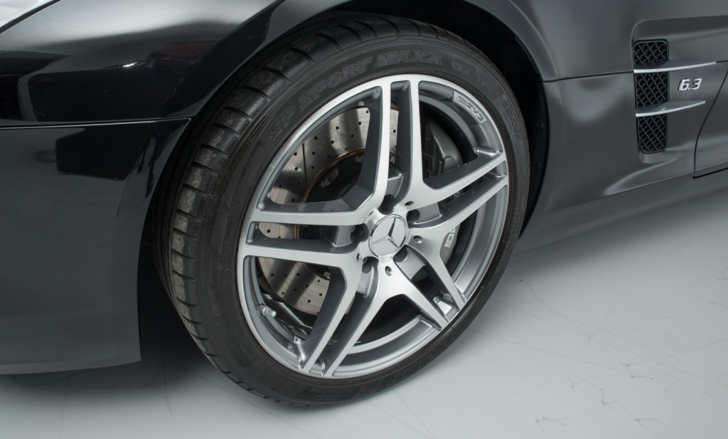 Mercedes SLS AMG Roadster For Sale - Wheels, Brakes and Tyres 1