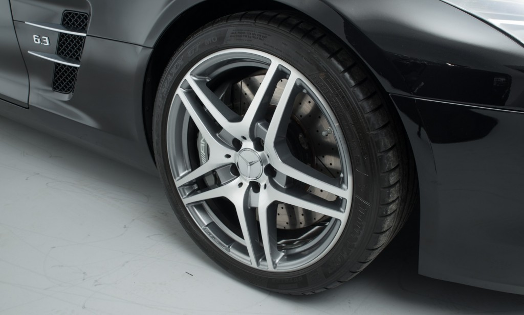 Mercedes SLS AMG Roadster For Sale - Wheels, Brakes and Tyres 4