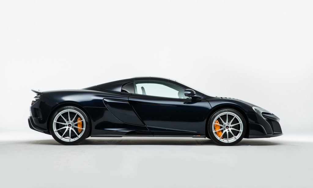 McLaren 675LT Spider For Sale - Exterior 9