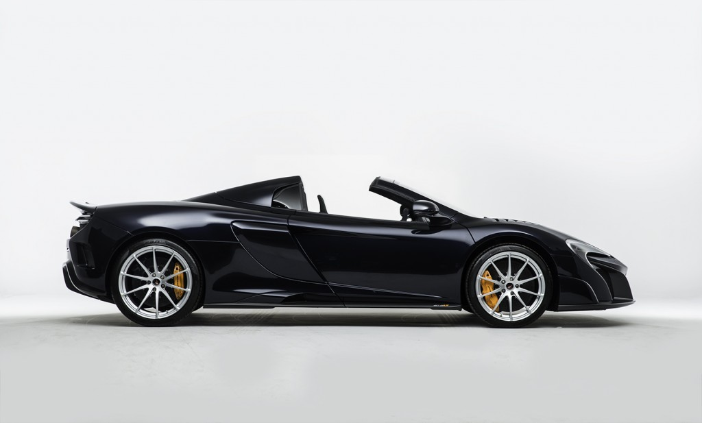 McLaren 675LT Spider For Sale - Exterior 8