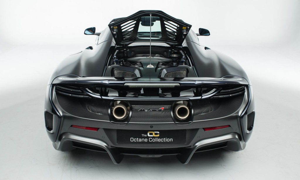 McLaren 675LT Spider For Sale - Engine and Transmission 1