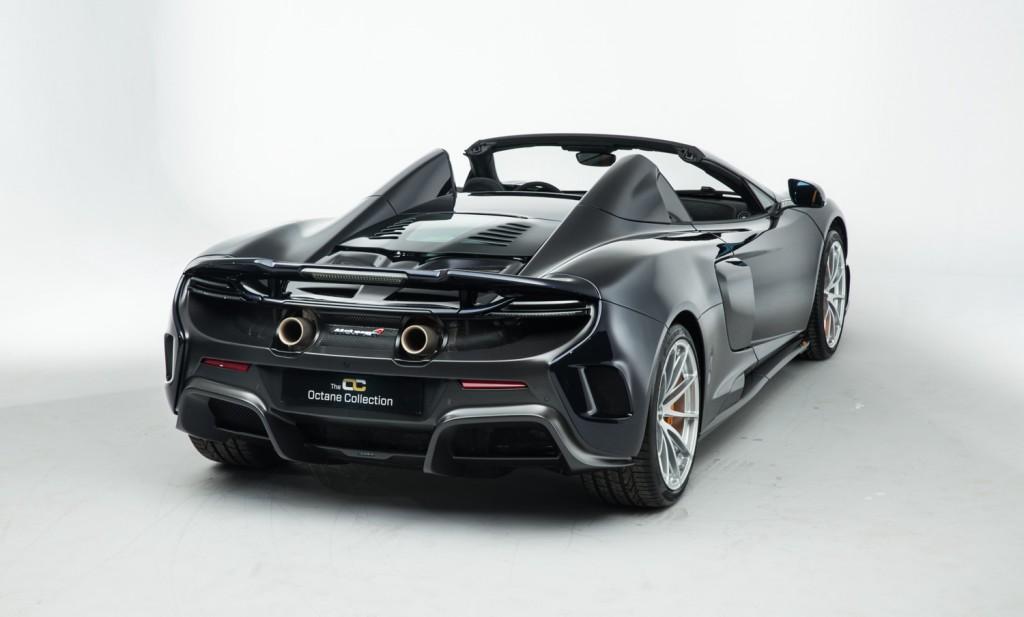 McLaren 675LT Spider For Sale - Exterior 13