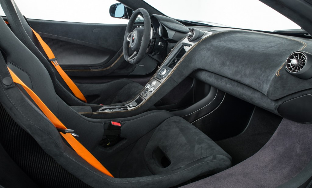 McLaren 675LT Spider For Sale - Interior 1