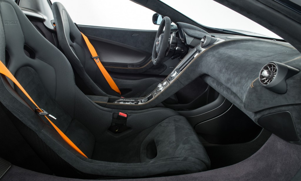 McLaren 675LT Spider For Sale - Interior 2