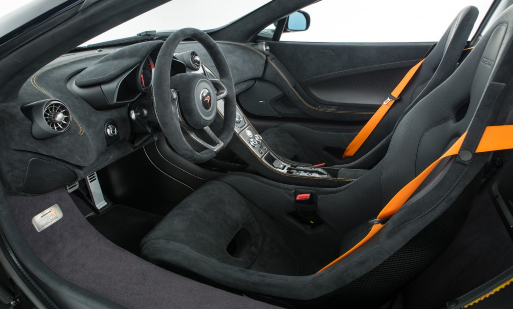 McLaren 675LT Spider For Sale - Interior 4
