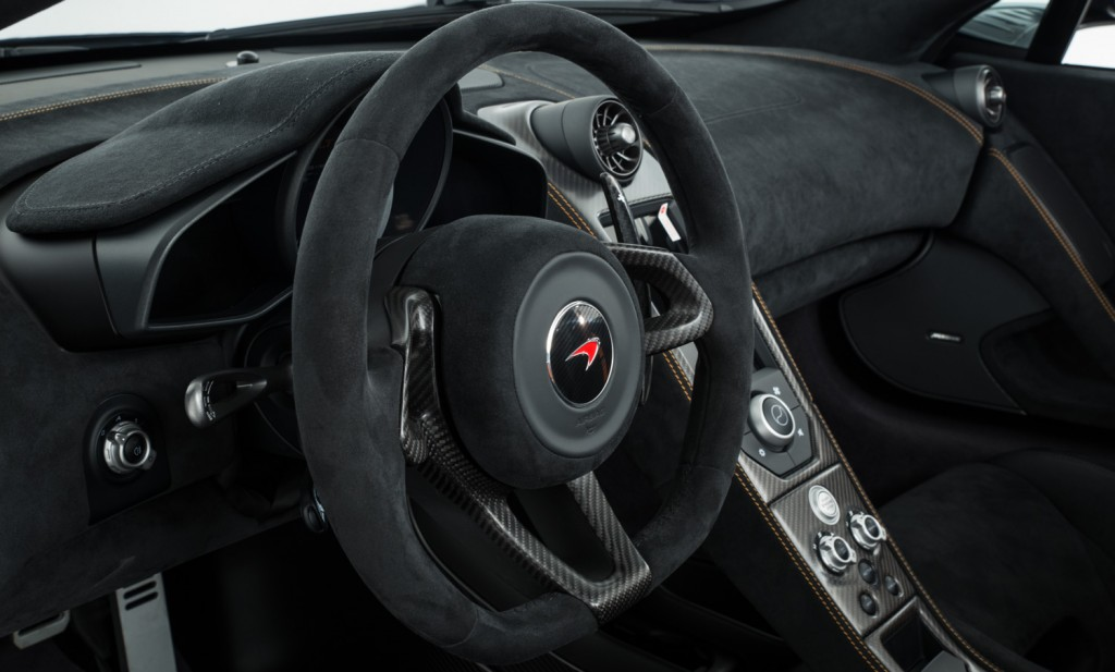 McLaren 675LT Spider For Sale - Interior 5