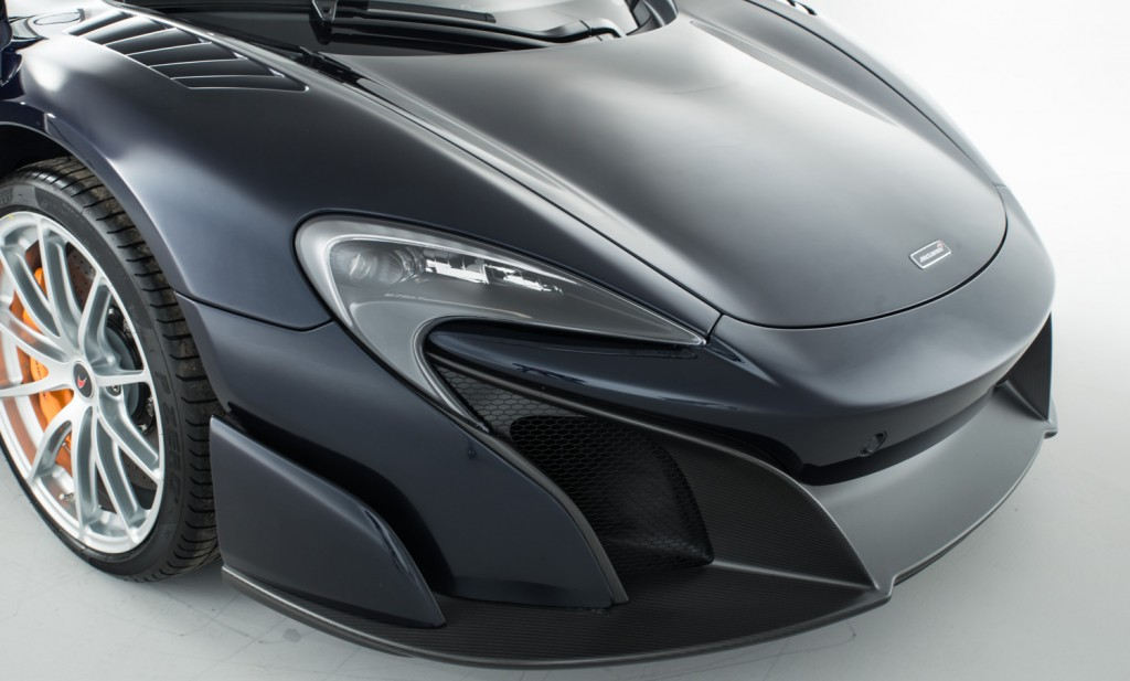 McLaren 675LT Spider For Sale - Exterior 11
