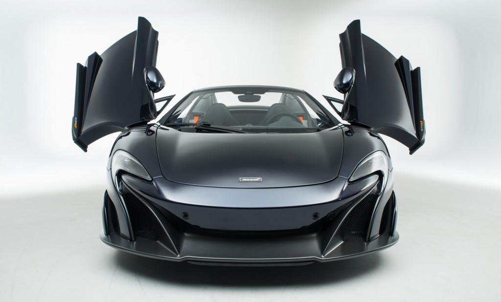 McLaren 675LT Spider For Sale - Exterior 6
