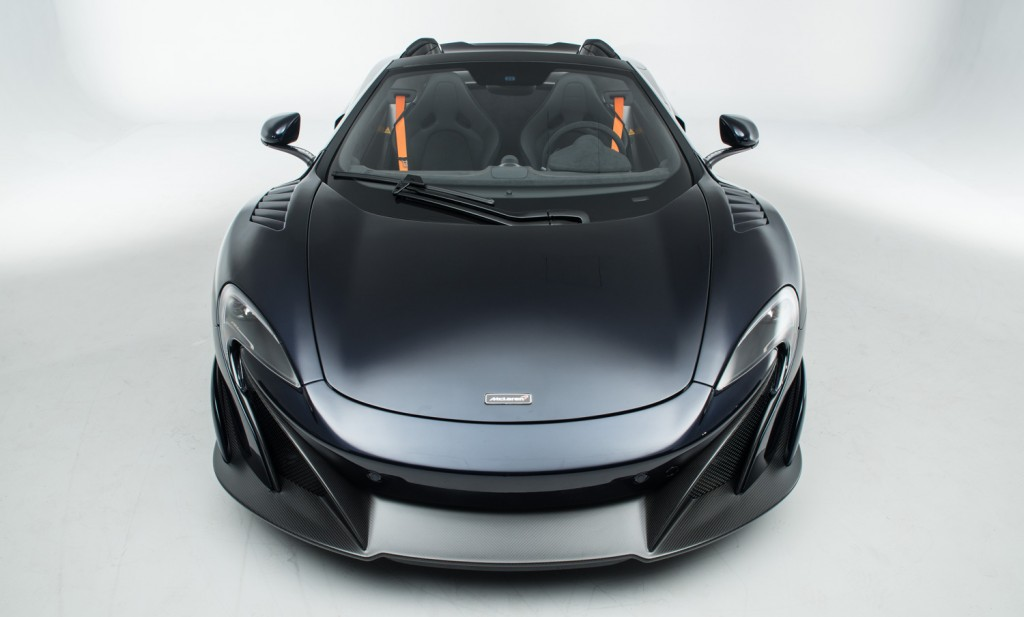 McLaren 675LT Spider For Sale - Exterior 7